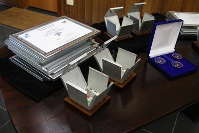 Prêmios de inovação | Foto: Marcos Santos / USP Imagens