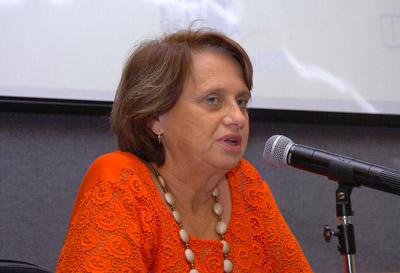 Foto: Francisco Emolo / Jornal da USPBernadette D. G. de Melo Franco