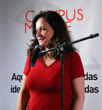 Professora Roseli de Deus Lopes | Foto: Renatto Octavius