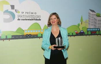 A professora Tereza Crisitina de Carvalho | Foto: Divulgação/Fecomercio