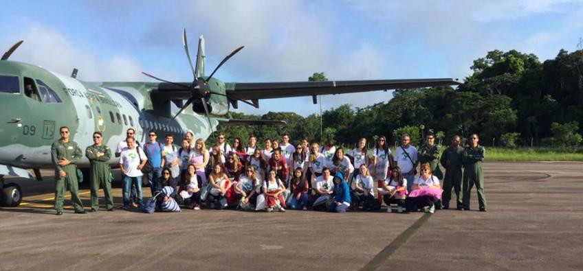 USP em Rondônia 32a expedição