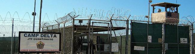 Foto: Kathleen Rhem / Departamento de Defesa dos EUA Base de detenção dos Estados Unidos na Baía de Guantánamo