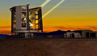 Foto: Giant Magellan Telescope / Divulgação