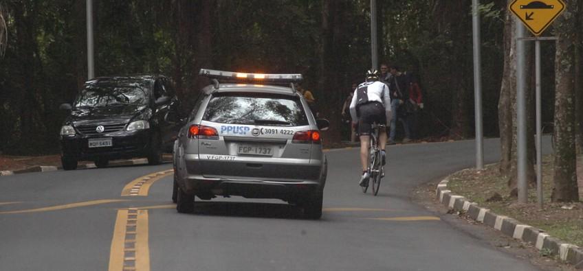 A Cidade Universitária: policiamento comunitário é resposta contra violência no campus  Foto: Francisco Emolo / Jornal da USP