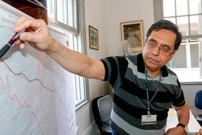 Paulo Rogério Gallo | Foto: Marcos Santos / USP Imagens