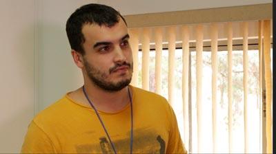 Sami Yamouni, pós-doutorando do ITA | Foto: Divulgação