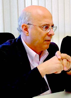 Vanderlei Bagnato, coordenador da Agência | Foto: Divulgação
